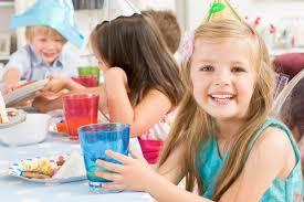 kid birthday food
