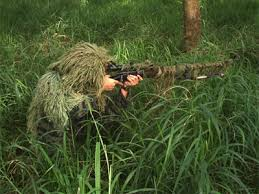 full ghillie suits