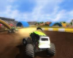 monster truck pc