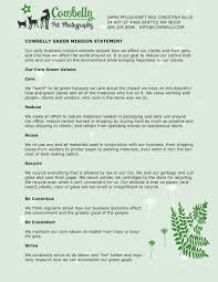 mission green