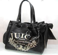 black juicy couture