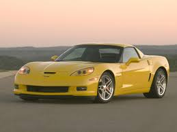 chevy corvette 2006