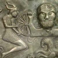 celtic metal work