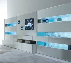 display wall units