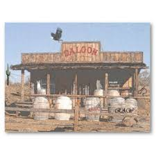 old west saloon photos