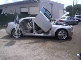 custom car doors