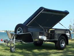 off road tent trailers