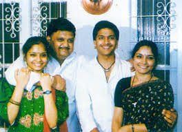 sp balasubramaniam family
