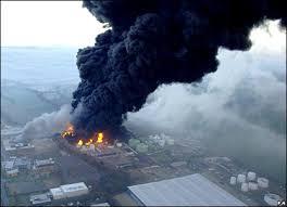 oil smoke