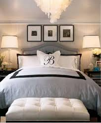 blue and black bedrooms