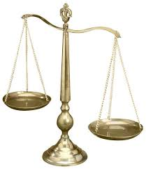 scales of justice photo