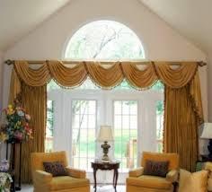 palladian window treatments