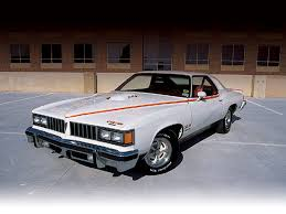 77 pontiac can am
