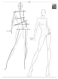 fashion design body