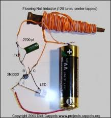 capacitor led