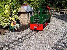 backyard railway