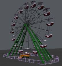 animated ferris wheel