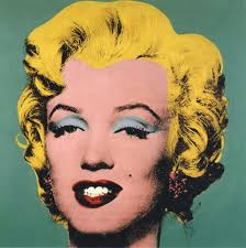 andy warhol marilyn monroe picture