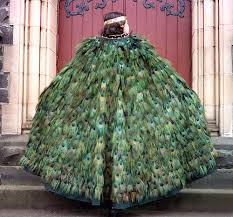 feather peacock