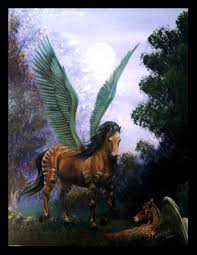 pegasus artwork