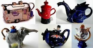 novelty tea pots