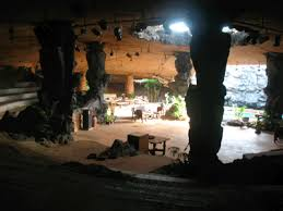 cave resort