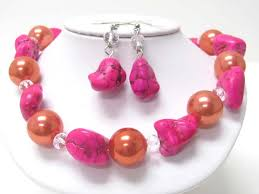 coral pearls