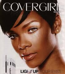 cover girl advertising