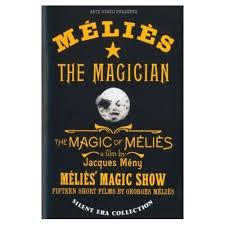 melies the magician
