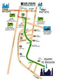 laem chabang map