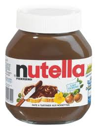 didnt know about Nutella?