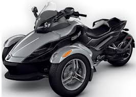 brp can am spyder roadster