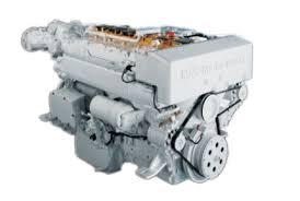 man marine engine