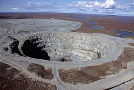 pictures of diamond mines