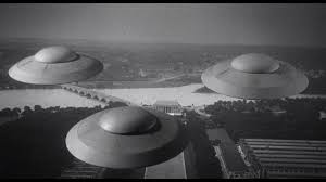 earth versus the flying saucers