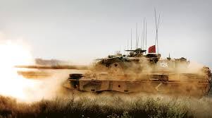 firing tanks