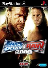 game wwe 2009