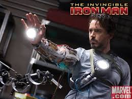 invincible iron man movie
