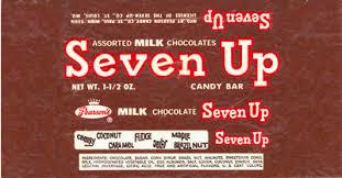 7 up candy bar