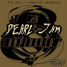 pearl jam mtv unplugged cd