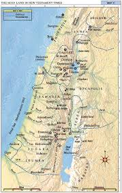 new testament maps
