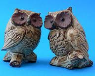 owl pottery