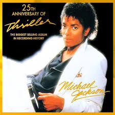 thriller 25th anniversary
