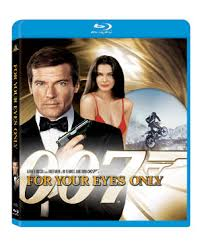 for your eyes only blu ray