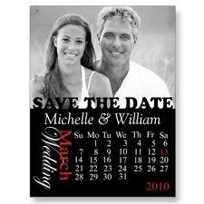 save the date calendars