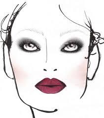 femme fatale makeup