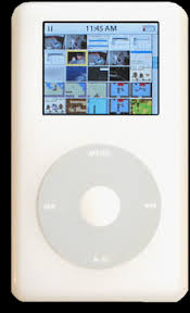 ipod with color display