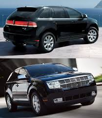 ford lincoln mkx