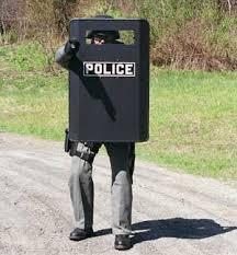 bulletproof shields
