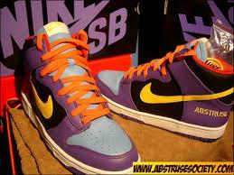 nike dunks colors